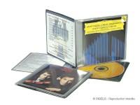 Bibliothèques / musique - 3 gammes de pochettes CD feutrine souple pour protéger vos CD et gagner de la place