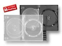 Boîtier AMARAY, verrouillable, pour 3 DVD