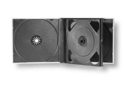 boitier 4 cd multipack