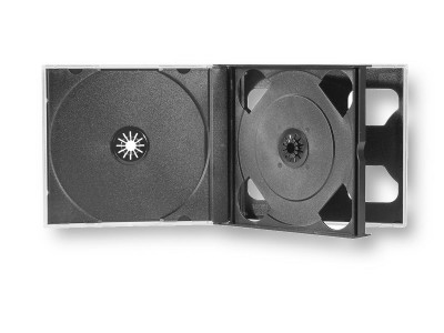 boitier 5 CD multipack