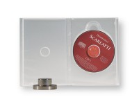 Boîtier DVD verrouillable antivol Benefit Denial