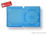 Boîtier-blu-ray-amaray pour 1 disque DB