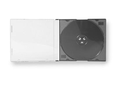 Boitier slim pour 1 CD