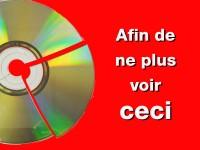 DVD fissuré ? adoptez les bons boîtiers DVD