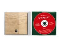étuis cd feutrine taille courante pour 1 CD, FabéDouce S