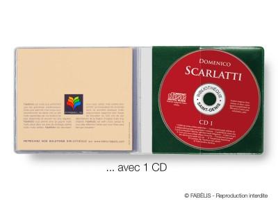Étuis CD suédine-1-cd  FDO1 L1