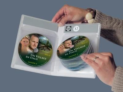 boitier dvd anti casse