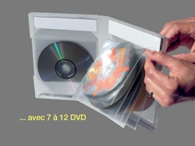 boitier dvd series feuilleton
