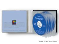 Pochette FabExtra XL pour gros livret et 8 CD