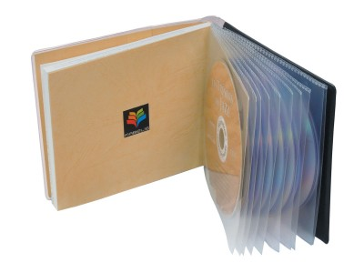 pochette 10 CD livret épais