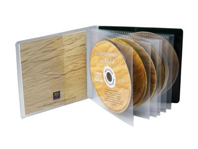 pochette 6 cd musique