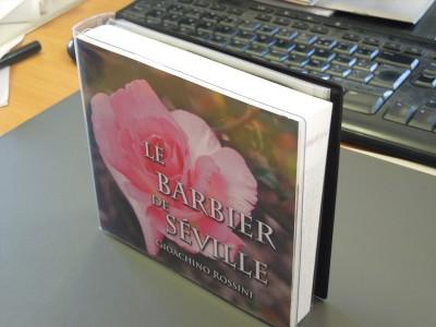 pochette cd opéra classique