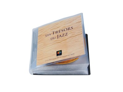 Pochettes pour collections de CD