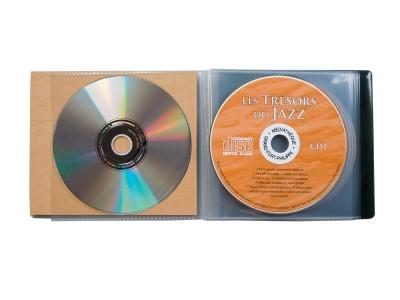 Fabextra L pour 10 CD