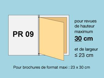 protège-magazine Paris-Match